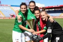 El Santa Teresa Badajoz consigue su tercera Copa Extremadura consecutiva 3-0 (4)