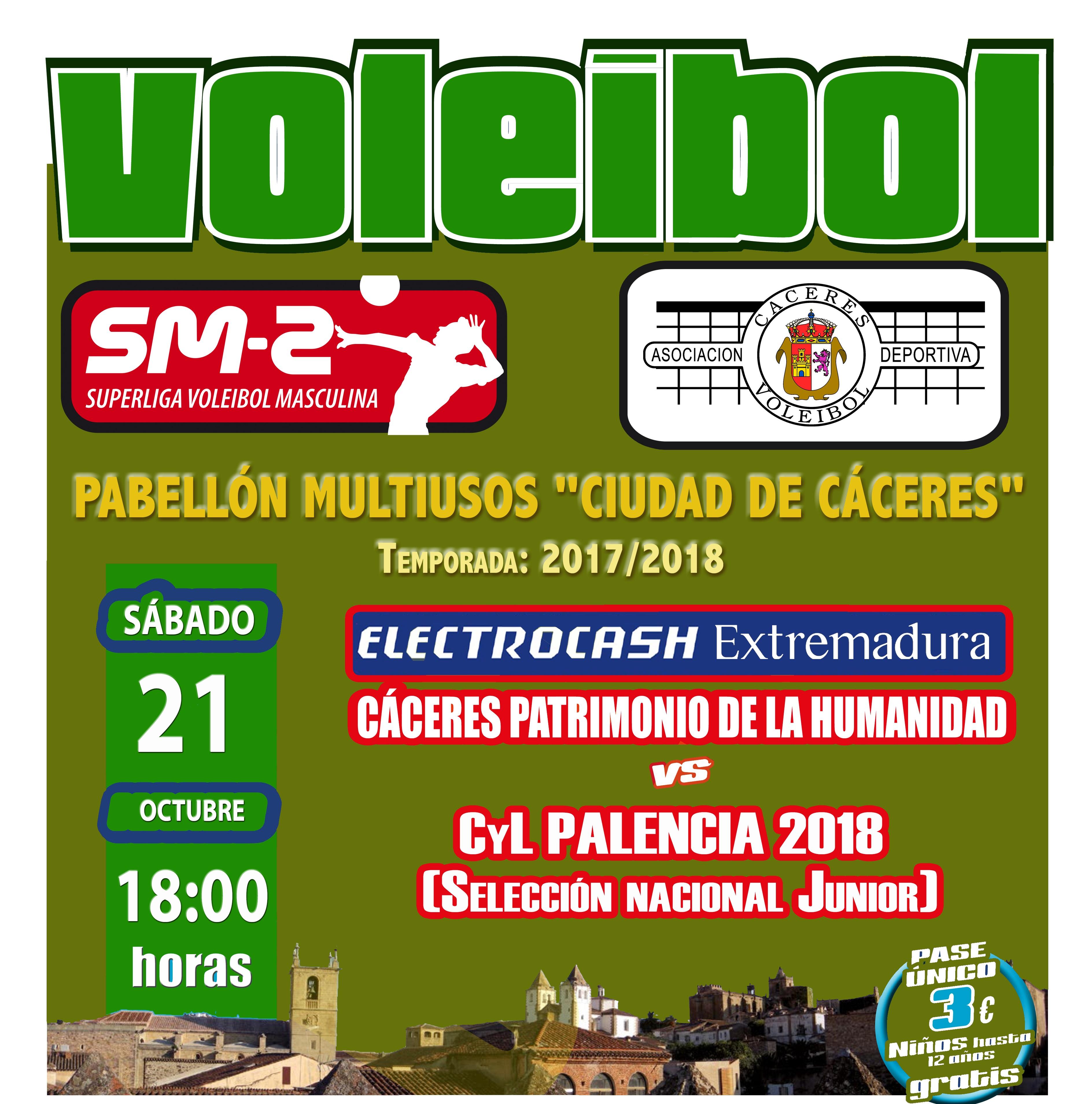Electrocash Extremadura - C y L Palencia