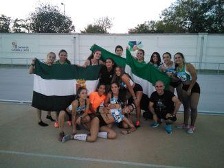 Campeonato de España de Clubes Cadete Femenina en Valladolid