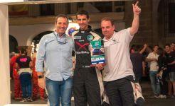 Los componentes del ERT sin suerte en el VIII Rallye Norte de Extremadura (1)