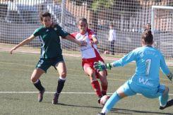 Los minutos iniciales pasan factura al Santa Teresa Badajoz ante el Betis 1-2 (4)