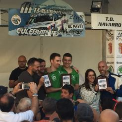 Resultados del Extremadura Rallye Team en el III RallySprint Culebrín-Pallares (2)