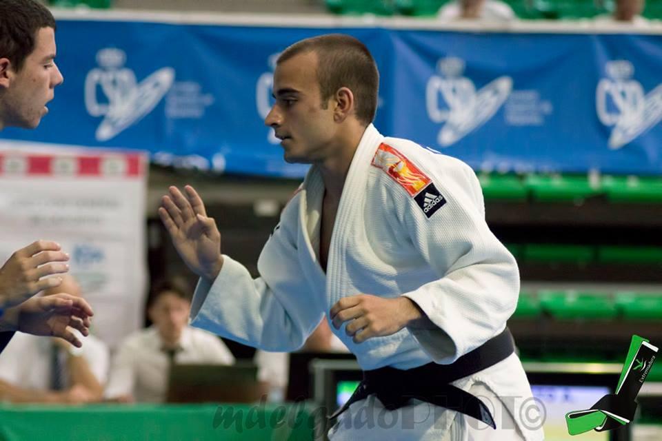 Alejandro Cabanillas se hace con el Oro en la Supercopa de España Junior de Canarias