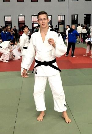 Daniel Nieto se hace con la medalla de oro en la súper Copa de España Junior de Judo Villa de Amurrio