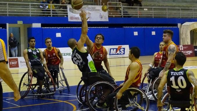 El Mideba Extremadura suma la segunda victoria ante Getafe