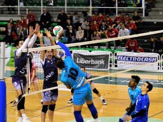 Importante victoria del Electrocash Extremadura por 3-1 (3)