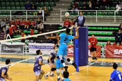 Importante victoria del Electrocash Extremadura por 3-1 (4)