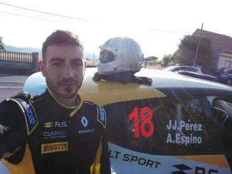 Incursión internacional de Alberto Espino tras el cierre de su participación en el CERA