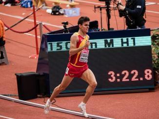 La Selección Española convoca al atleta del Capex Sergio Paniagua para el Campeonato de Europa de Campo a Través Sub23