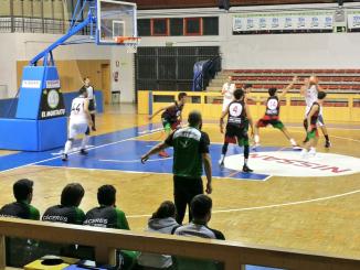 Triunfo de San Antonio Cáceres Basket en el partido más igualado de la jornada