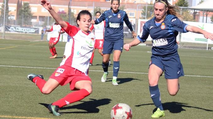 Un gran Santa Teresa Badajoz suma un valioso punto aunque merece mucho más ante RCD Espanyol