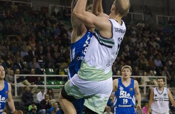 Grabauskas - El Cáceres continúa con su racha de victorias