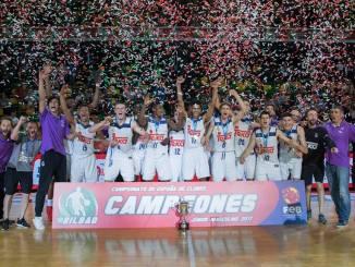 La Federación Extremeña de Baloncesto del Campeonato de España de Clubes Junior Masculino 2018