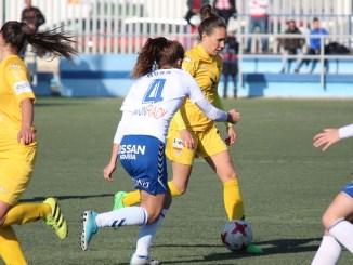 Derrota del Santa Teresa Badajoz en casa del Zaragoza CFF