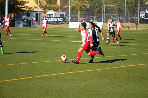 El Santa Teresa Badajoz cae ante el Levante UD y afronta una semana importante 0-3 (1)