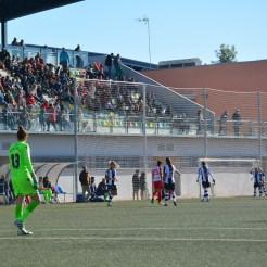 El Santa Teresa Badajoz cae ante el Levante UD y afronta una semana importante 0-3 (2)