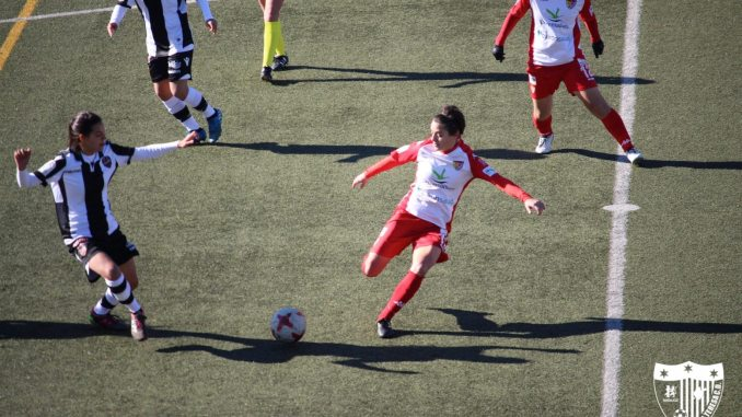 El Santa Teresa Badajoz visita este miércoles a Zaragoza CFF
