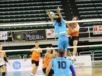 Electrocash Extremadura termina quinto la primera vuelta