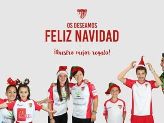 ¡El Santa Teresa Badajoz os desea Feliz Navidad!