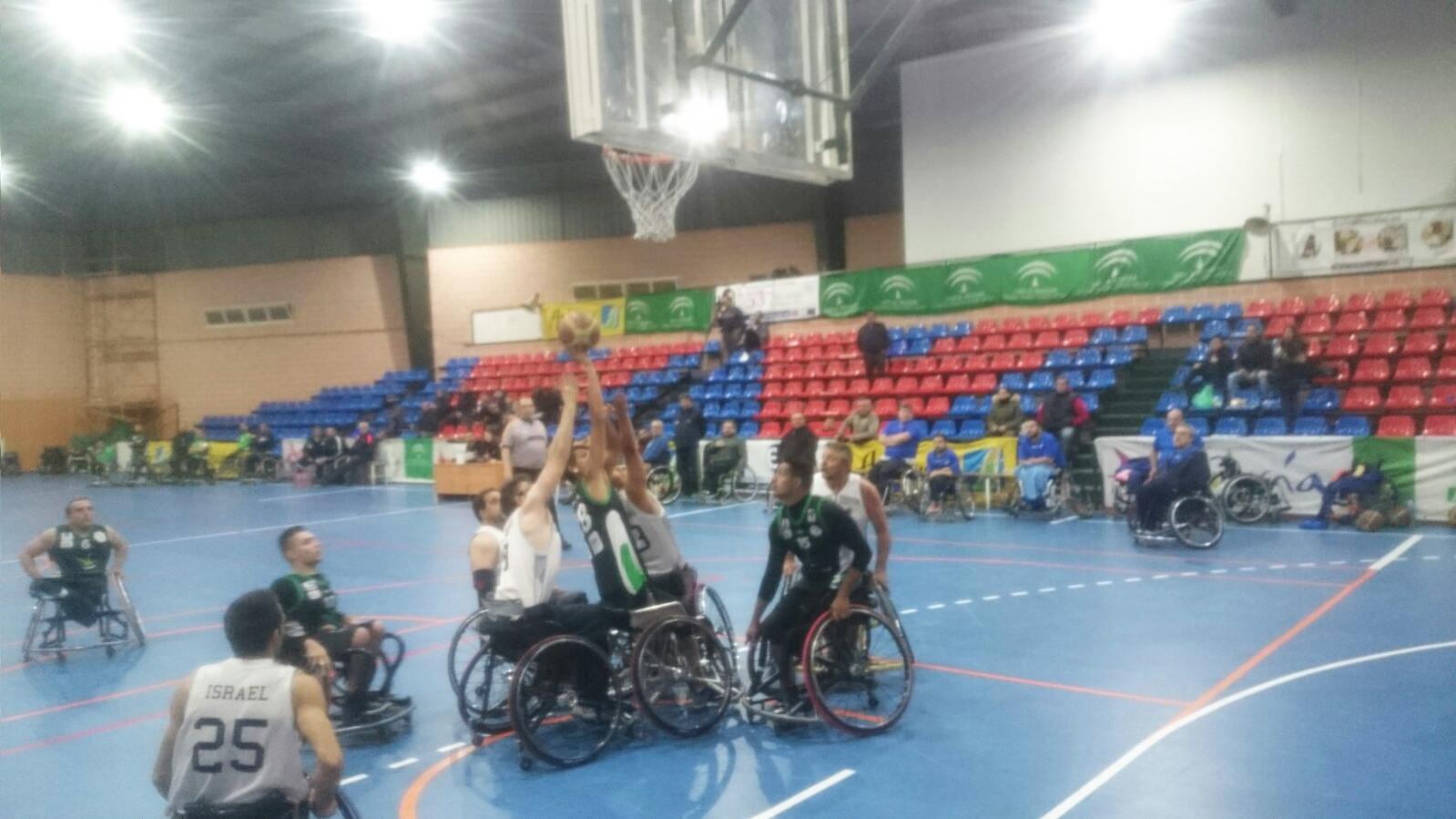 Gran victoria del Mideba Extremadura en casa de Vistazul (39-87)