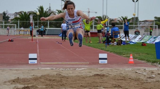 Lucia - Comienza la pista para los Atletas del Capex en Extremadura