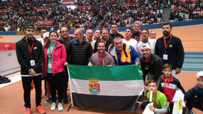 Éxito de las Finales del CIRCUITO AFICIONADOS 2017 - Fiesta del Tenis en Valencia