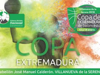 Villanueva de la Serena Copa de Extremadura