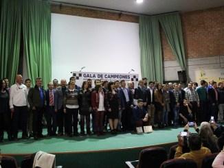 Badajoz acogerá la Gala de Campeones FEXA 2017