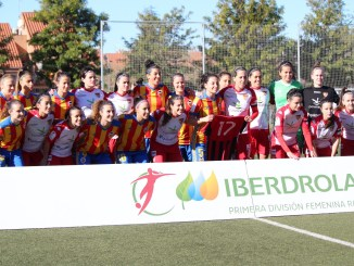 El Santa Teresa Badajoz suma un punto que pudo ser más ante el Valencia