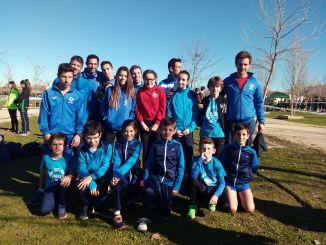 Tres pódiums para el Club de Atletismo Don Benito en Casar de Cáceres