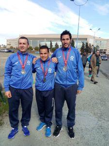 Fin de semana lleno de competiciones para el Club Atletismo Don Benito