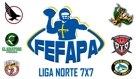 Liga Norte Tackle 7×7 2018