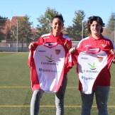Marina Agoües y Alexyar Cañas llegan al Santa Teresa Badajoz como todo un reto (3)
