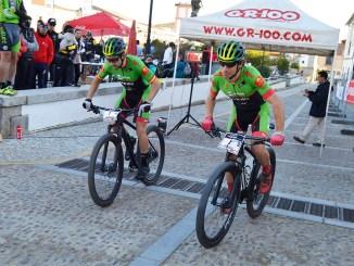 Pedro Romero y Dani Carreño se imponen con autoridad en la III Aquanex-Val Serena Bike Race