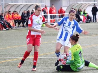 Reparto de puntos entre Santa Teresa Badajoz y Sporting Huelva