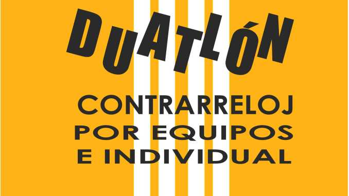Presentación del Duatlón Contrarreloj por Equipos e Individual de Arroyo de la Luz