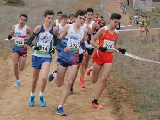 Diez podiums para el CAPEX en el Campeonato de Extremadura de Cross