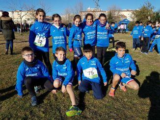 Diez podiums para el CAPEX en la primera prueba de Triatlón Divertido Judex Menores en Plasencia