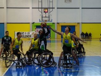El Mideba Extremadura roza la victoria en Málaga