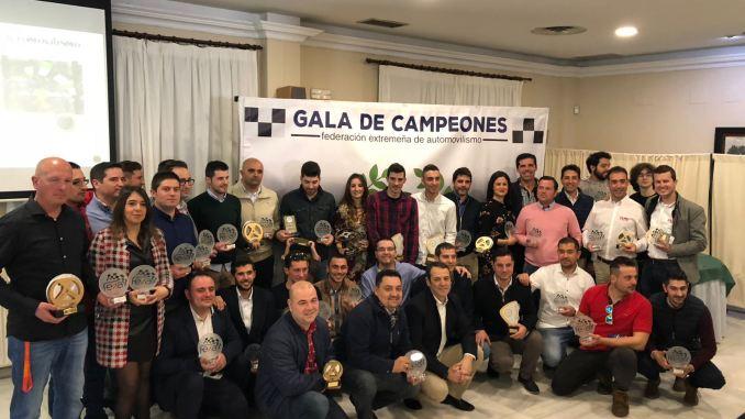 Badajoz albergó la Gala de Campeones FEXA 2017