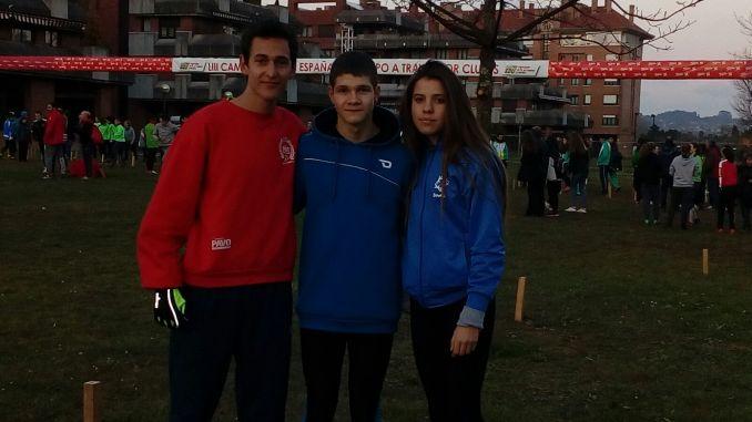 Resultados positivos en el Campeonato de España de Campo a Través por clubes