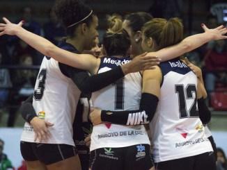 La RFEVB distingue a Silva com MVP y a Meléndez-Pál como mejor colocadora