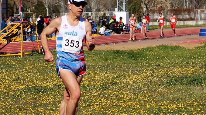 Miguel Periañez consigue el récord de España M55 en los 5KM Marcha