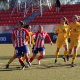 Un gran Santa Teresa Badajoz se queda sin recompensa ante el Atlético de Madrid (4)
