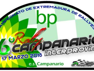 El Extremadura Rallye Team presente en el VI Rally de Campanario Interprovincial