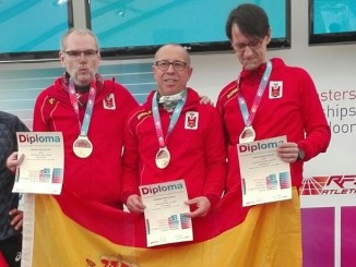 Miguel Periañez se proclama Bicampeón de Europa en Madrid