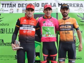 Alejandro Díaz de la Peña, más líder del Titán Extremadura Tour