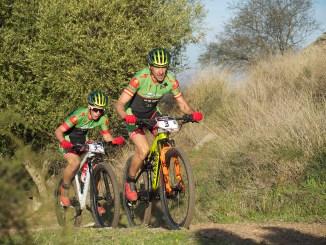 El Extremadura-Ecopilas con Alejandro Díaz de la Peña estará en la segunda prueba de la Titán Extremadura Tour 2018