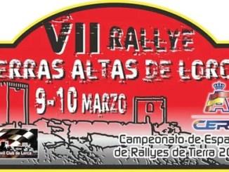Arranca la temporada nacional del Extremadura Rallye Team en Lorca