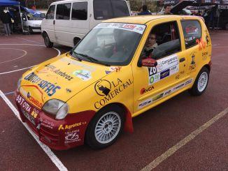 Así fue la primera cita de la Copa FEXA-RallyAl en Campanario